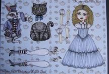 Paper Dolls / by Penny Smith-Ogden
