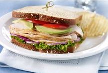 Sandwiches - Deli Recipes / your lunchbox awaits  / by Jennie-O®