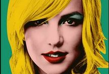 Britney Spears Pop Art / Who else would one rather see in pop art than none other than the queen of pop herself, Britney Spears? Gotta love all these different versions of Britney as the subject of these pop artists' imaginations! Whether in the classic Andy Warhol pop art design or with a modern twist and flair, every one of these versions of Britney Spears in pop art is AMAZING! :) Board curated by: @PhuongLe07 / by Phuong Le