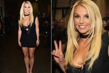 Britney Red Carpet Fashion / Where better to showcase one's taste in fashion and individuality than at red carpet events? This board showcases different photos of Britney in various dresses and outfits that she has worn on the red carpet at different events! Curated by Phuong Le (@PhuongLe07) / by Phuong Le