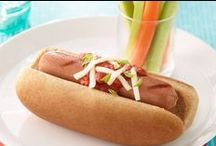 Brat & Frank Recipes  / ballpark favorites at home  / by Jennie-O® Turkey