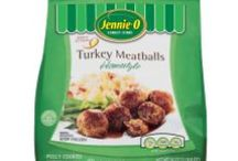 Turkey Meatballs / they're ready to roll  / by Jennie-O®