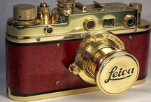Cameras / by Jean Galloway