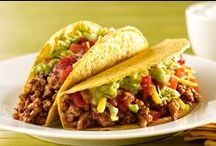 Taco Takeover / It's easy to join our mission! Try ground turkey in your family favorite taco recipes, and enjoy.  / by Jennie-O®