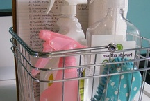 Cleanliness is next to Godliness / Recipes for home made soaps and cleansers to clean my home, clothing, etc. / by Nori Hendry