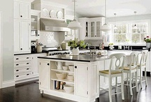 I'm Dreaming of a White Kitchen / by Nori Hendry