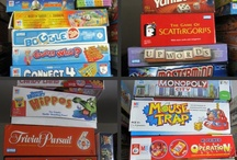 Joy of Collecting: Board Games Past & Present :)) / by Carol Thompson
