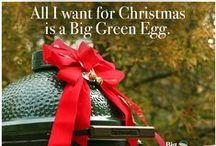 Happy Holidays / by Big Green Egg