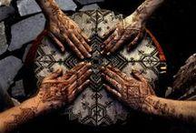 Henna ☯ Mehndi / by Molly Hickok