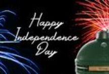 Fourth of July / by Big Green Egg