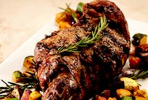 Beef & Lamb / All beef & lamb recipes for your EGG!  / by Big Green Egg