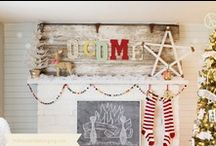 Christmas decor  / by Lauren Elise