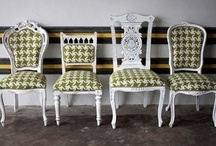 fab fun furniture / furniture with personality! / by Janet Olson