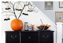 Halloween / by Kate, Chic on a Shoestring Decorating