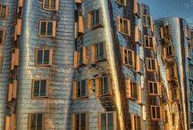 Architecture / by Linda Trau