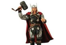 Marvel Action Figures / Marvel Action Figures from Entertainment Earth / by Entertainment Earth