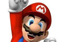 Kievs 6th birthday  / Mario and Luigi  / by Erica Colon