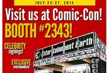 Convention Exclusives / Our Convention Exclusives Board / by Entertainment Earth