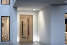 Front doors / by The Paper Mulberry