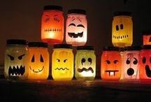 Halloween Ideas / Tips, recipes, costumes and decoration ideas for having a Spooktacular Halloween!  / by Geminigail