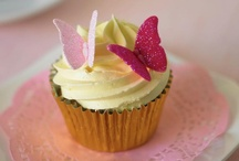 Butterfly Cakes / by Cake Decorating