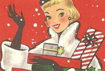 Vintage Christmas / by Sandra Zamito