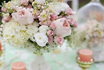 MINT loves GOLD / by Cynthia Martyn - Event Design & Styling