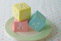 Themed Baby Cakes - We Love These!  / by Cake Decorating