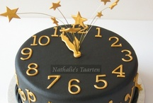 New Year Cake Decorating - We Love These! / by Cake Decorating UK