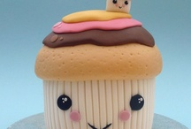 Cute Cakes! - We Love These! / by Cake Decorating UK