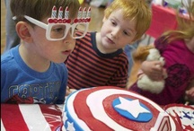 Comic Book Themed Cakes / Sweet pop art! / by Cake Decorating UK