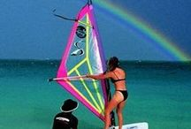 Windsurfing  / by Geminigail