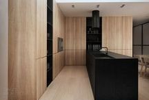 || KITCHEN | BLACK / by The Paper Mulberry