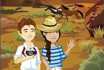 Nevada for Kids / Let's travel to Nevada with Sam and Sofia! / by Little Passports