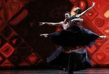 Performing arts / by The Boston Globe