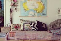 Bohemian & Global Styling / Bohemian styling and design / by Candace Hansen