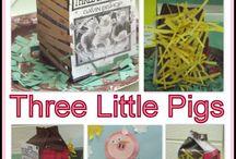 literacy activities / by Amy Maruska