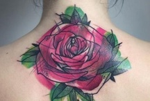 love to tattoo / what i love to have on my skin! / by Alejandra Fierro