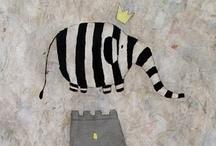 illustrations / by Sandra-chloé Dionne