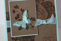 Homemade Cards / by Shari Lindsay