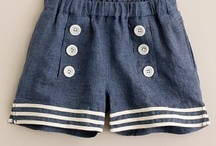 Pants and Shorts / by Cation Designs