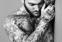 Ink'd / Tattoos and Piercings / by Pamela Horn