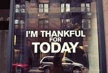 Thankful for... / Showing gratitude and giving thanks should be a daily event. Join us in 'pinning' all things that say THANKS!  / by UV Skinz - Worry Free Sun Protection