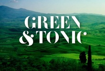 GREEN & TONIC™ / Locate your OFF button and set off to one of these small hideaways – perfect for giving Mother Nature a much needed cuddle.  Exhilarating, chilled, healing and original - immerse yourself into the wilderness, Mother Nature up close, done with unmistakable style. / by White Line Hotels®