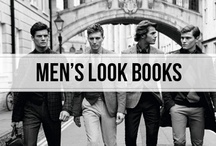 men's look book  / menswear at its best / by FACTORY PR