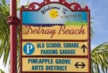 25th Anniversary Delray Beach Festival of the Arts / Please join us for the 25h Anniversary Delray Beach Festival of the Arts www.artfestival.com / by Art Festivals