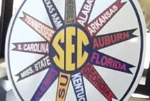 SEC Country / by Aggieland Outfitters