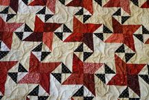 Quilts - Bonnie Hunter designs / by Jean Hunter