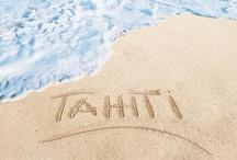 Tahiti beach / by Tomoya Iida