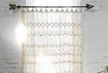 Homes: Textiles. / by Joanna G.